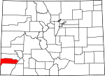 Dolores County, Colorado