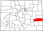 Kiowa County, Colorado