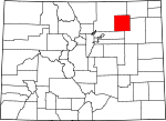 Morgan County, Colorado